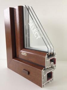 Selekt - Fenster Außenansicht
