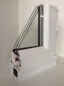 Selekt - Fenster Innenansicht